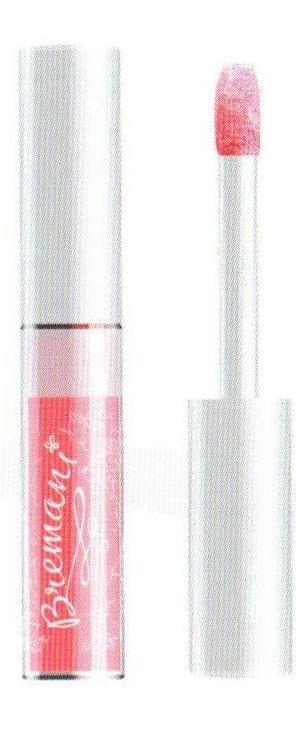 . Блеск для губ с 3D эффектом «Розовая Фрезия»